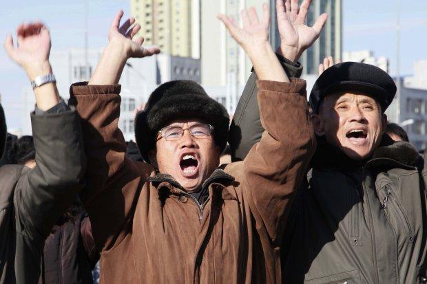 APTOPIX North Korea Koreas Tensions
