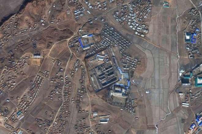 n korea jail