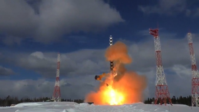 VO: Russian Missile